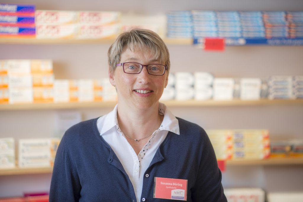 Susanne Döring, Apothekerin