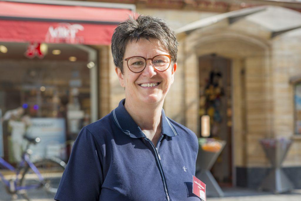 Andrea Bräutigam, Apothekerin