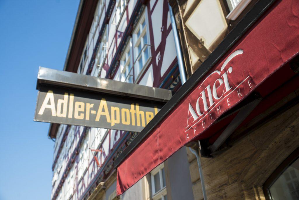 Adler Apotheke Eschwege