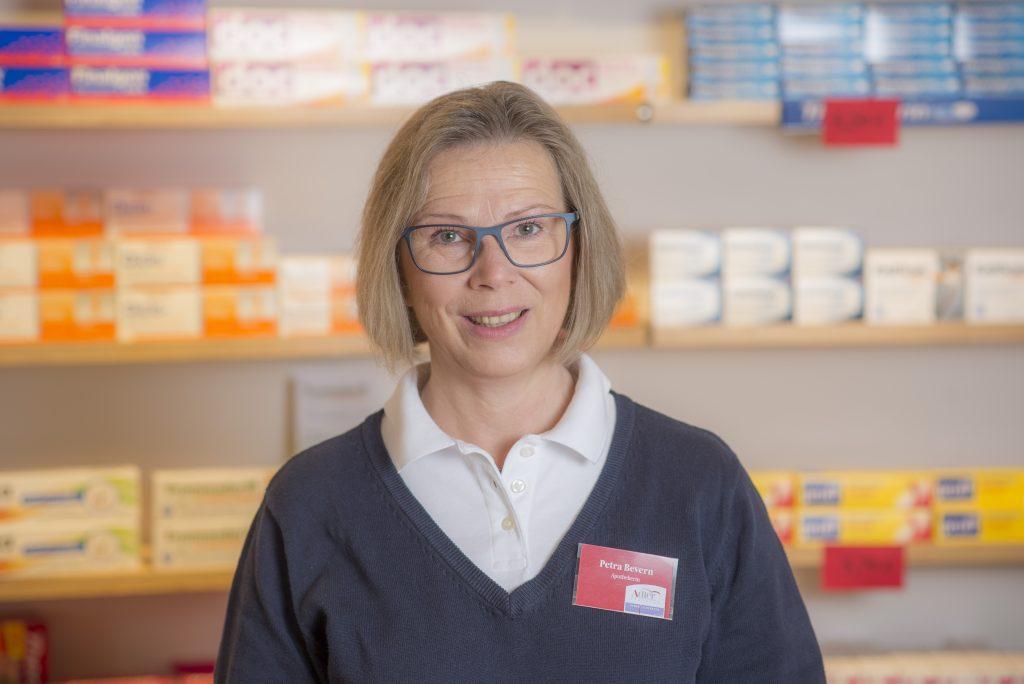 Petra Bevern, Fachapothekerin