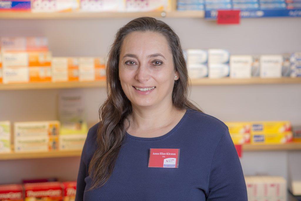 Anna Elias-Klemm, PTA